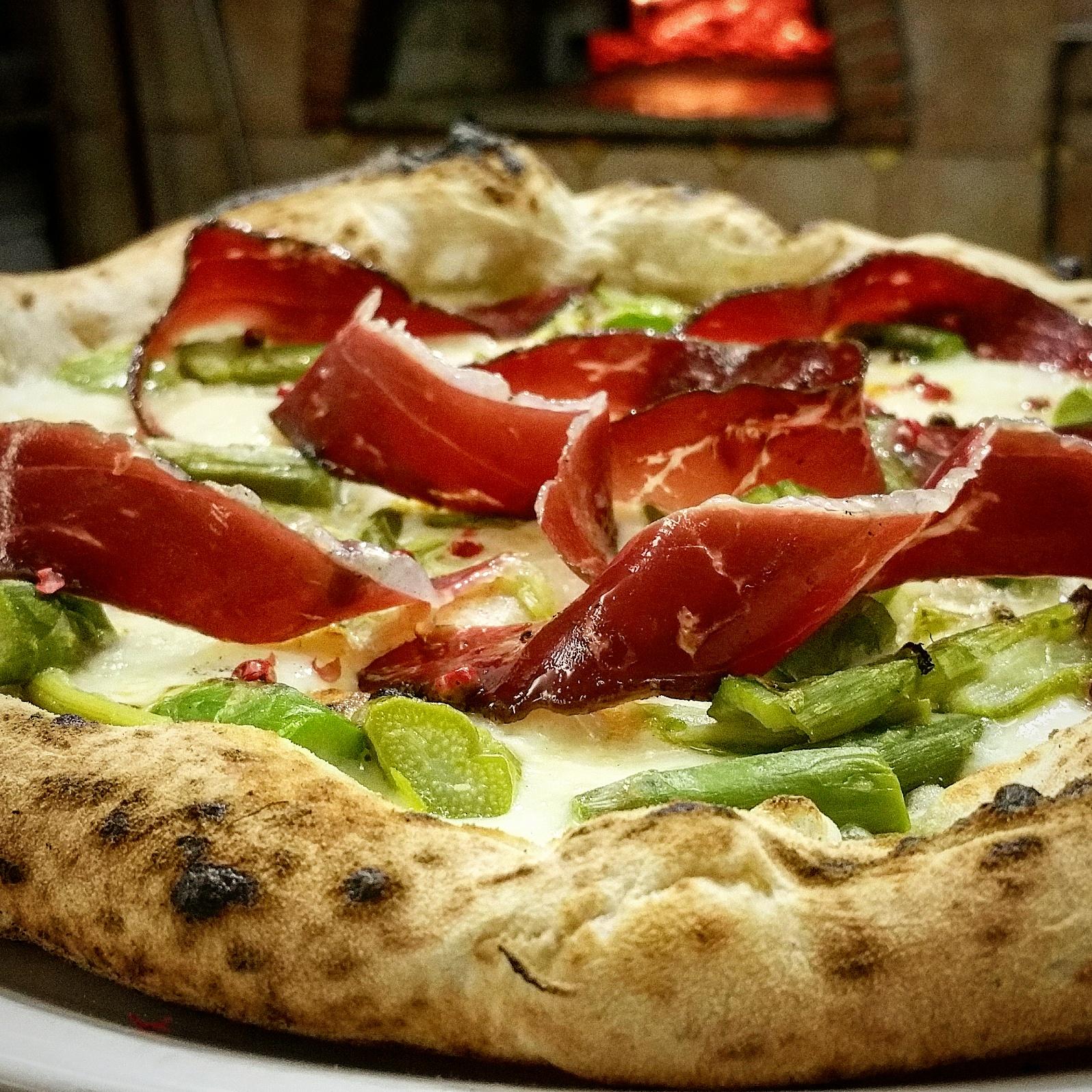 pizza aromatica