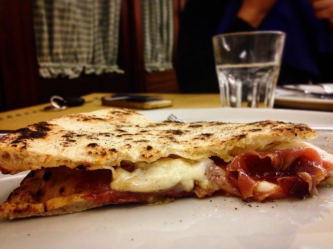 pizza ri-cotta alla romana