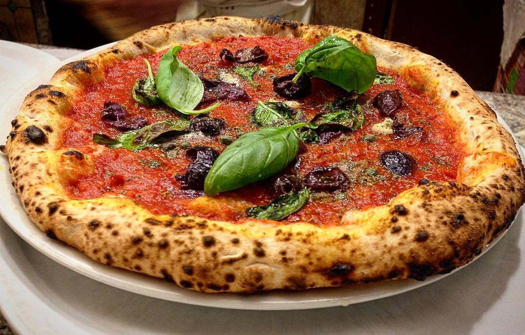 pizza super marinara